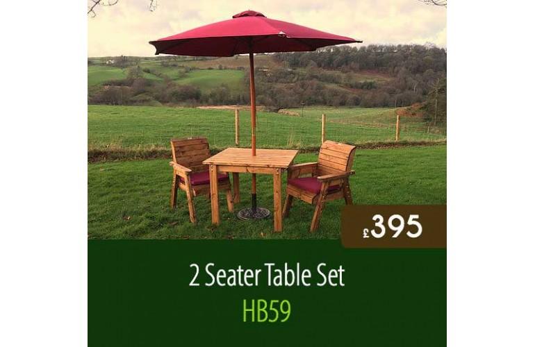 2 Seater Diner HB59