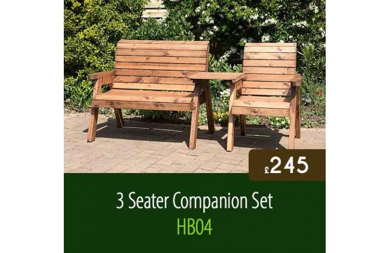 3 Seater Companion Set HB04