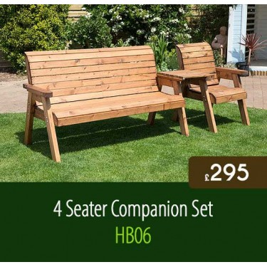 4 Seater Companion Set HB06