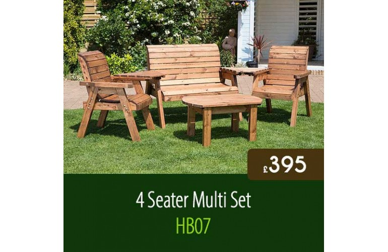 4 Seater Multi Set HB07