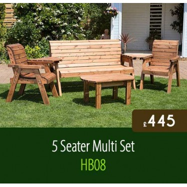 5 Seater Multi Set HB08