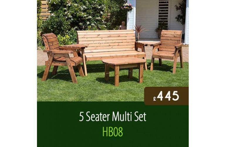 5 Seater Multi Set HB08