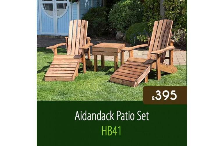 Aidandack Patio Set HB41