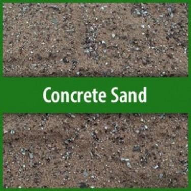 Concrete Sand | 0.85 Cubic Metre Bulk Bag