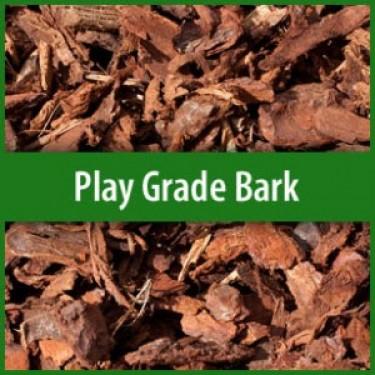 Play Grade Bark | 0.85 Cubic Metre Bulk Bag