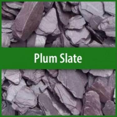 Plum Slate 20mm/40mm | 0.85 Cubic Metre Bulk Bag