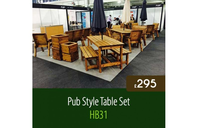 Outdoor Pub Style Furniture HB31