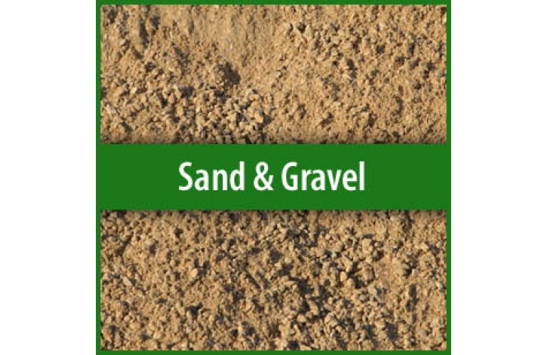 Sand and Gravel | 0.85 Cubic Metre Bulk Bag