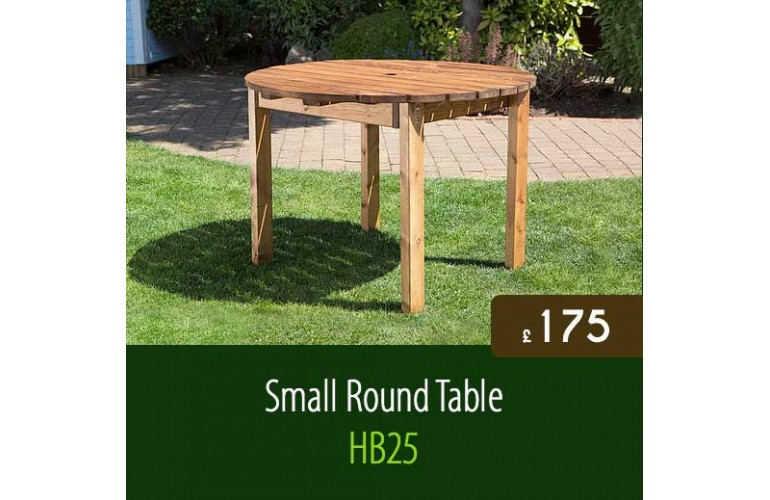Classic Traditional Round Table HB25