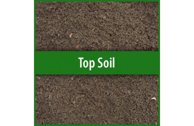 Top Soil | 0.85 Cubic Metre Bulk Bag
