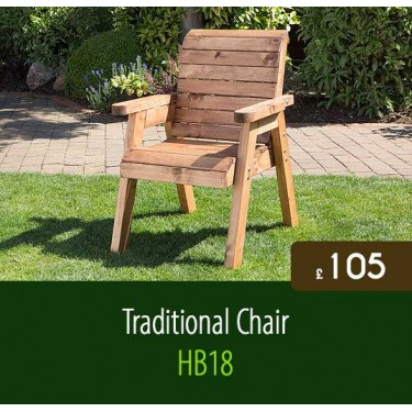 Traditional Chair HB18