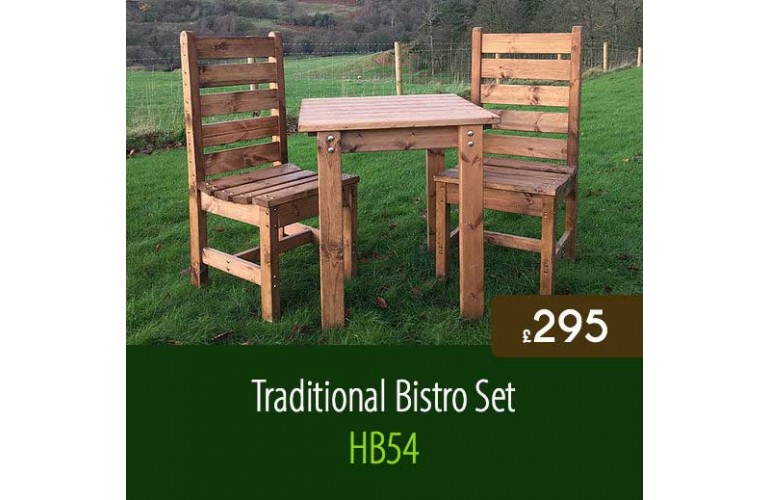 Traditional Bistro Set HB54