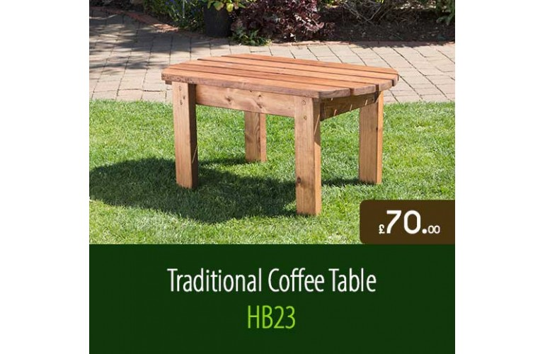 Traditional Coffee Table HB23