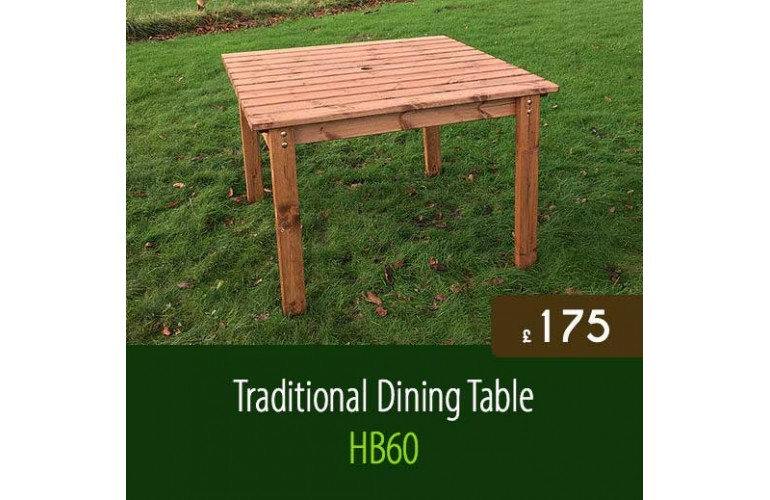 Traditional Dining Table HB60