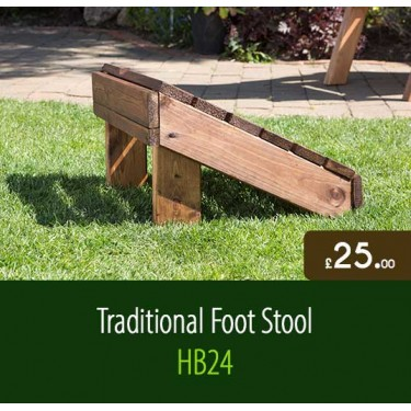 Traditional Foot Stool HB24