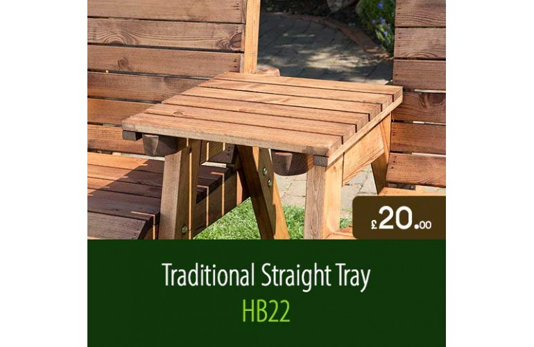 Traditional Straight Tray HB22