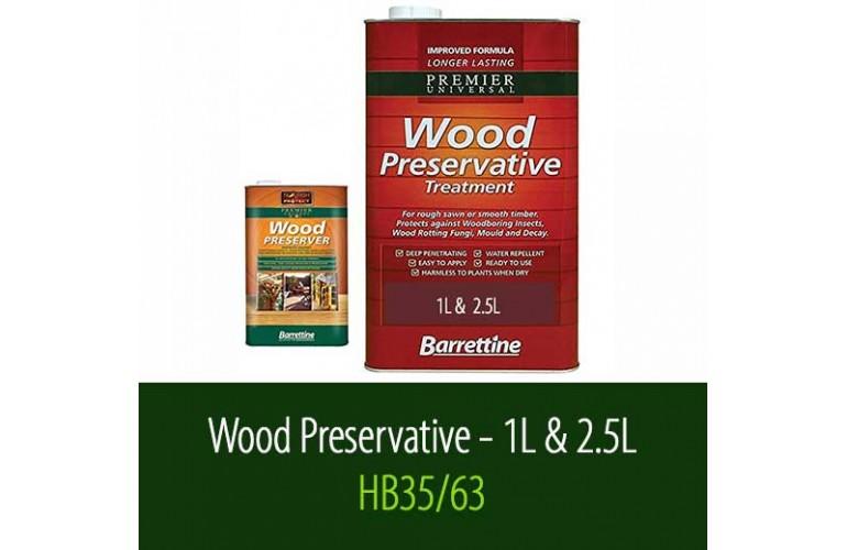 Wood Preservative HB35/63